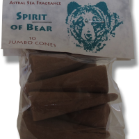 kegelwierook spirit of bear