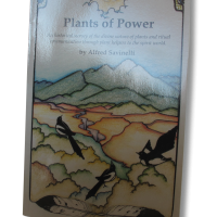 Plants of Power by Alfred Savinelli