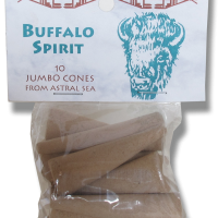 kegelwierook buffalo spirit